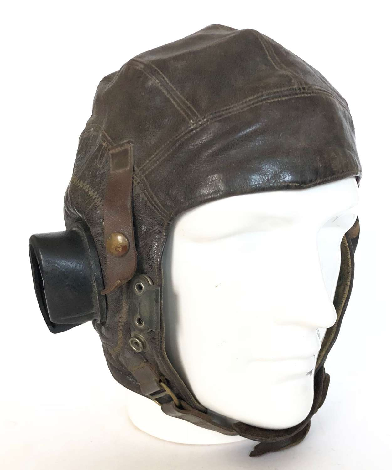WW2 RAF 1st Pattern C Type Flying Helmet.