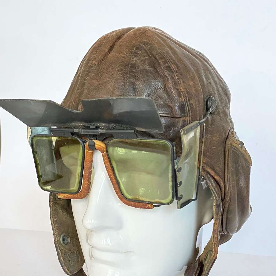 WW2 RAF MKVA Flying Googles.
