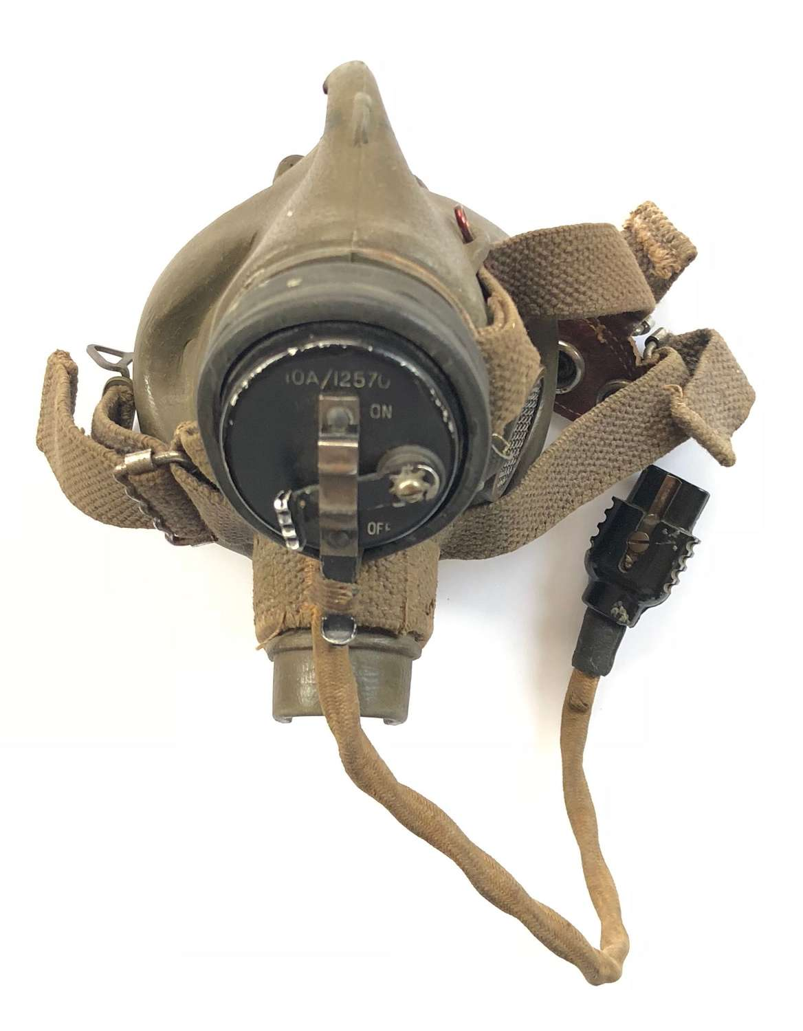 WW2 Period RAF G Type Oxygen Mask.