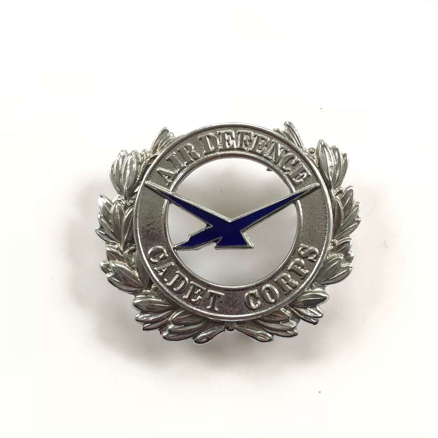 Air Defence Cadet Corps Officer's cap badge circa 1938-41.