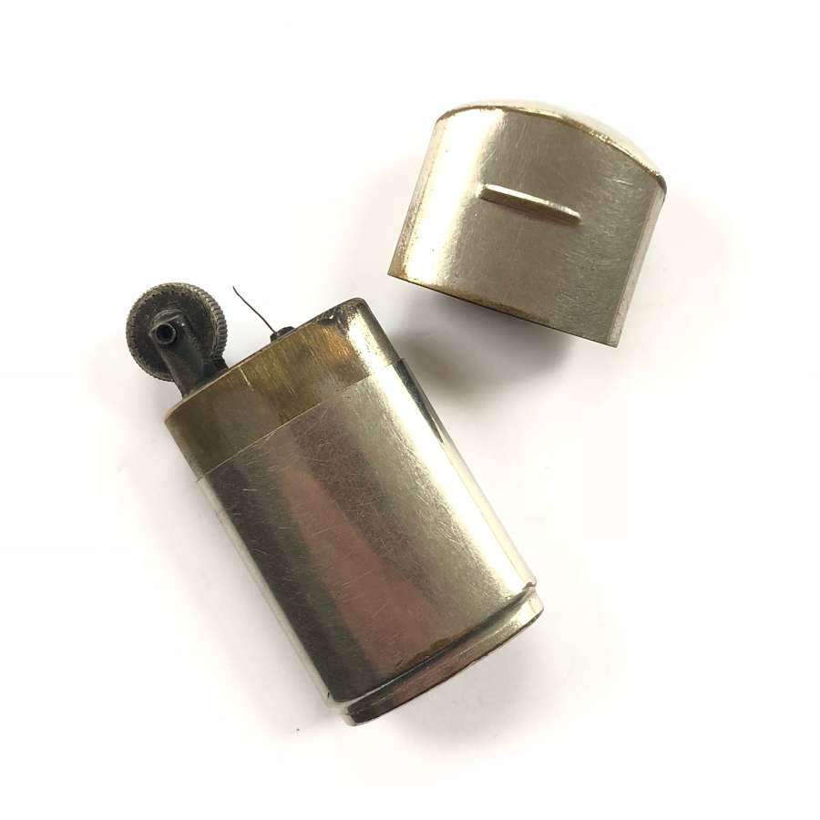 """WW2 """"Victory"""" Tommy Trench Style Lighter."""