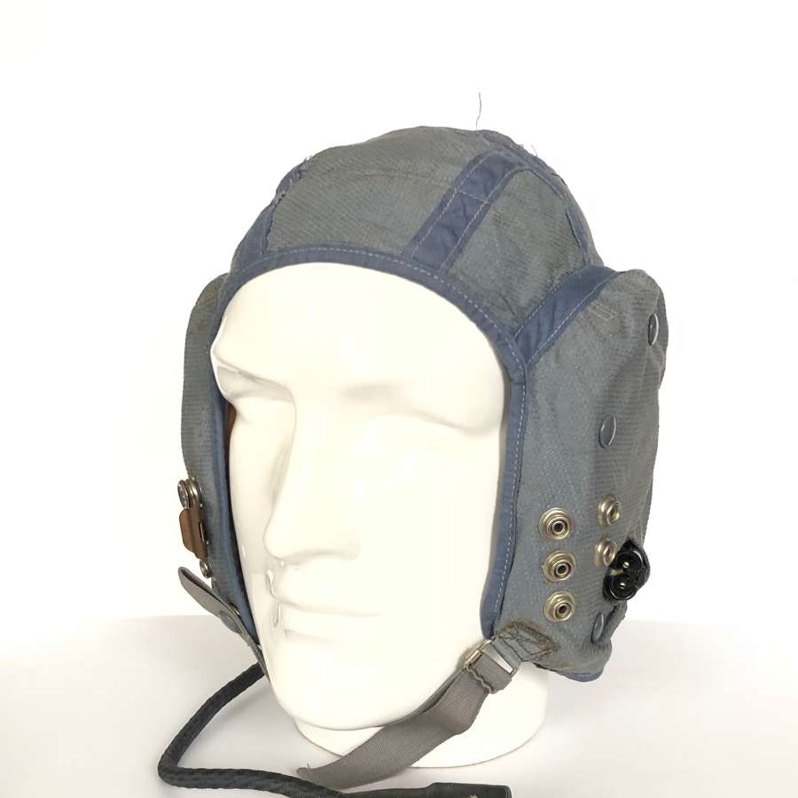 RAF Cold War Period G Type Flying Helmet.