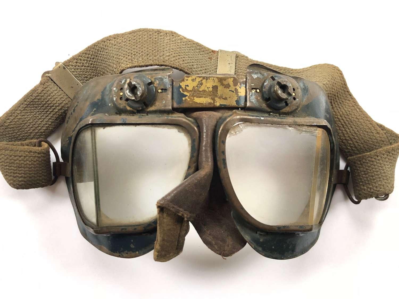 WW2 RAF MkVII Flying Goggles.