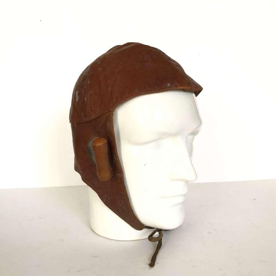 WW1 RFC / RNAS/ RAF Pilot's Flying Helmet.