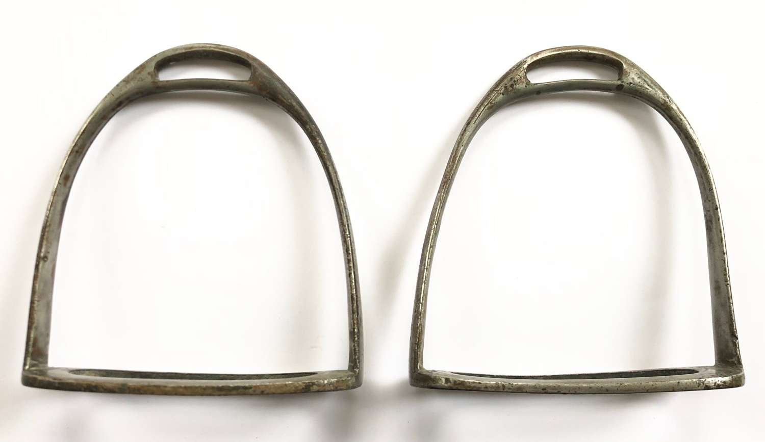 WW1 Period British Army Stirrups