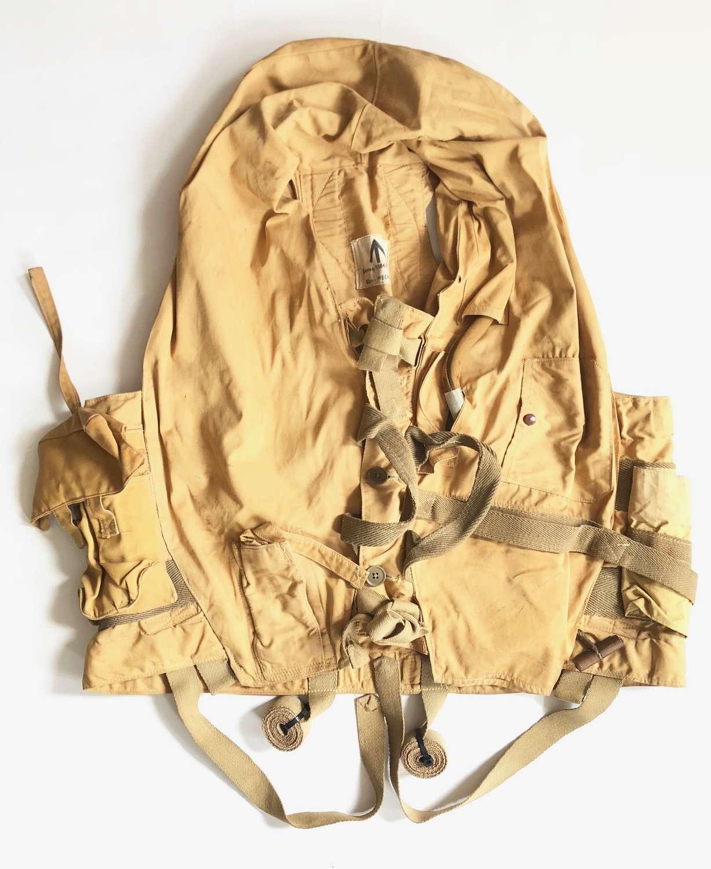 WW2 RAF 1941 Pattern Mae West Life Jacket & Bladder.