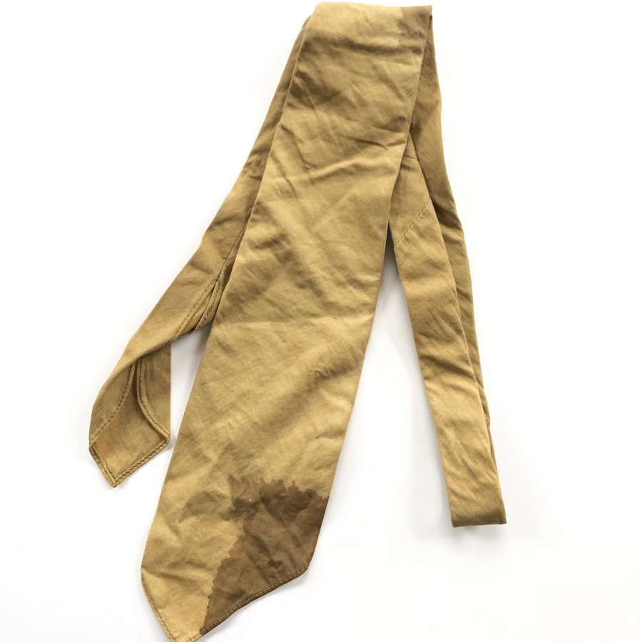 WW1 / WW2 British Army Pattern Officer's Tie.