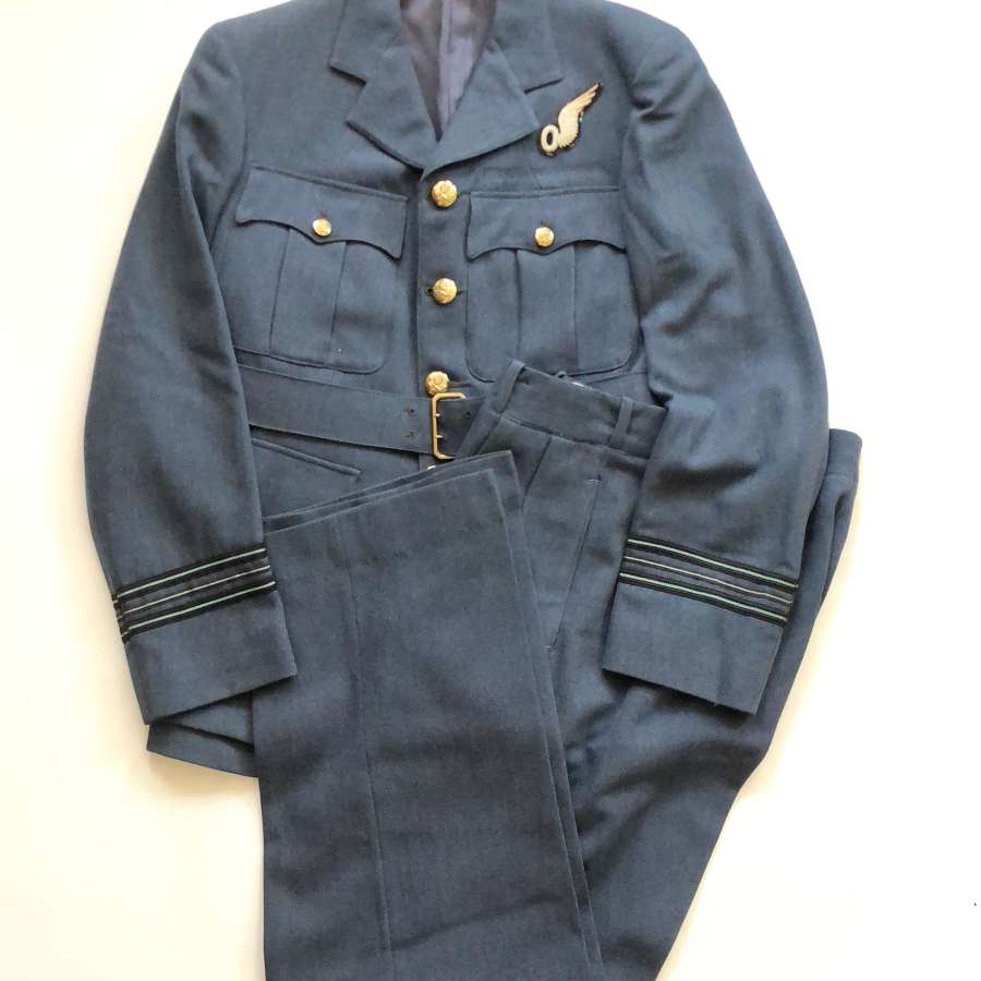 WW2 RAF Observer's Officer's uniform