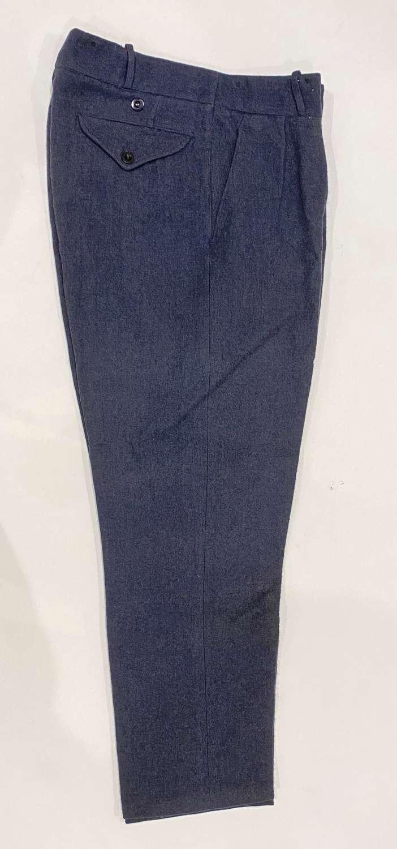 RAF Cold War Period Other Rank's Battledress Trousers.