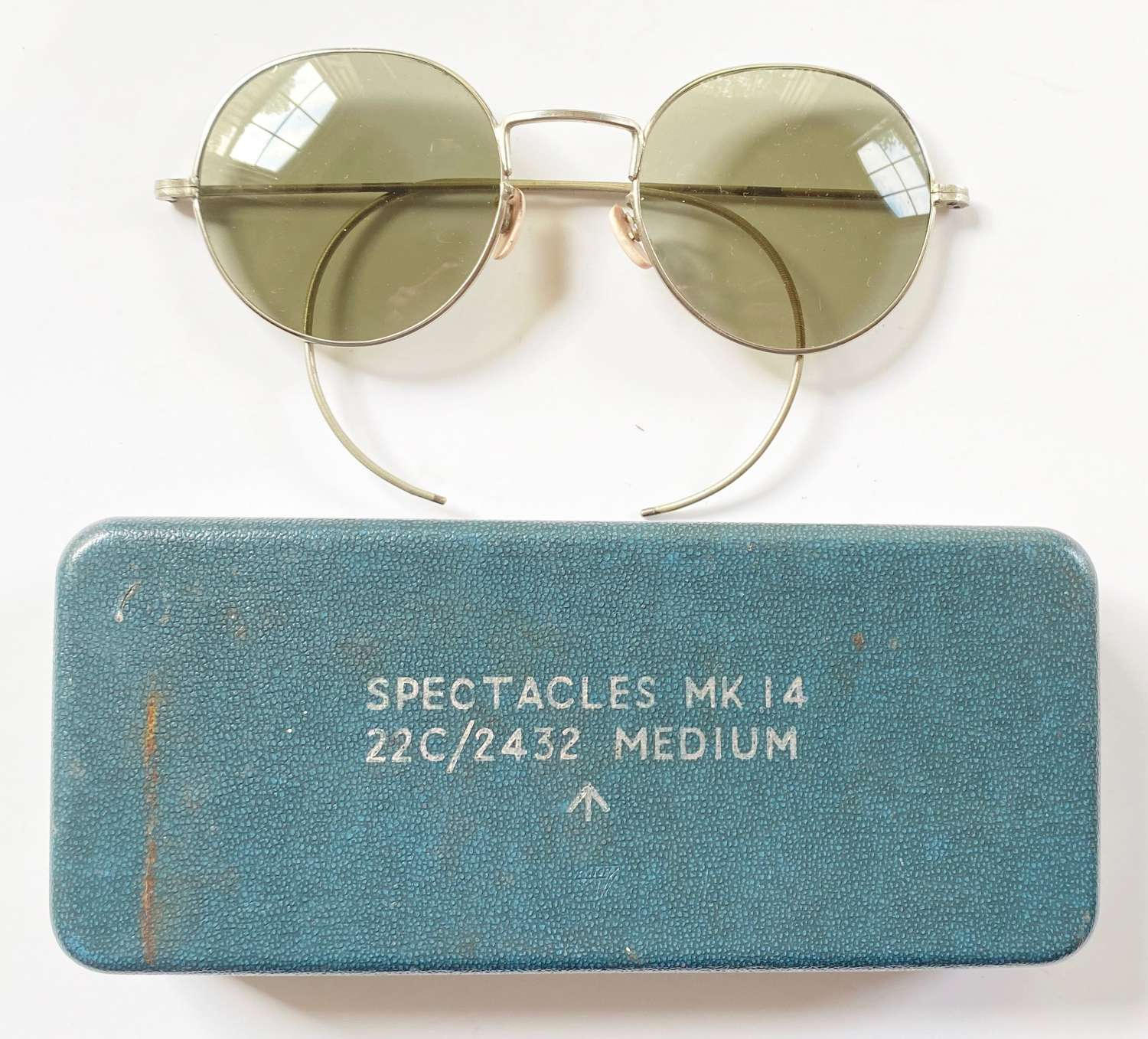 RAF Cold War Period Aircrew Spectacles MK14 Sun Glasses.