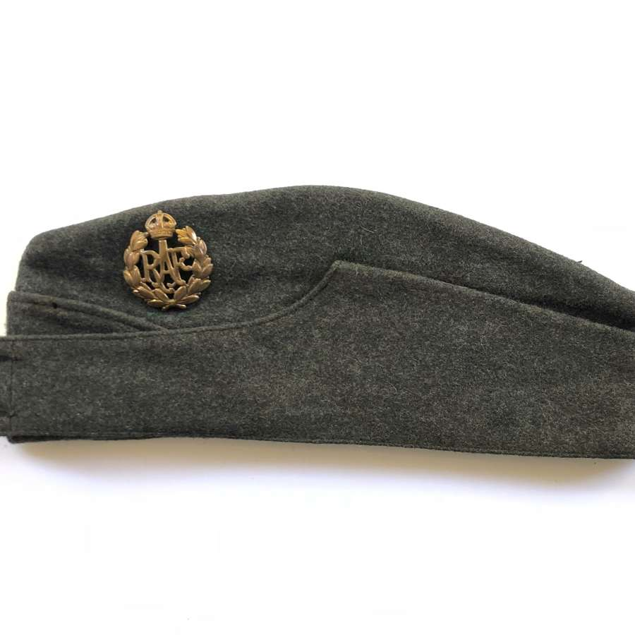 WW2 RAF 1942 Dated Attributed Airman's Side Cap.