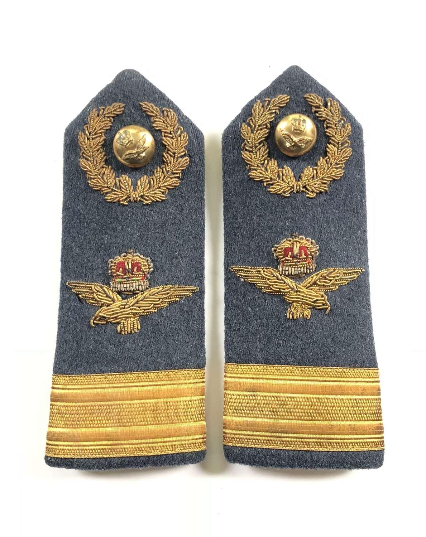 RAF Cold War Period Air Commodore Rank Boards