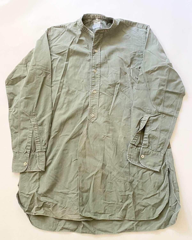 WW1 / WW2  Pattern British Army Officer's Shirt.