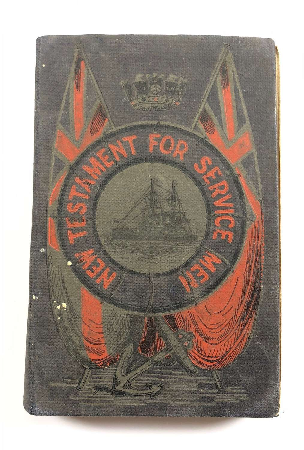 WW1 Sailor's Comfort. New Testament For Service Men.