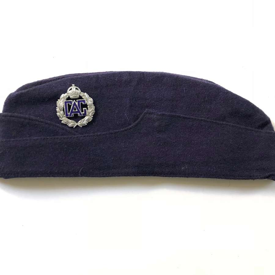 WW2 Civil Air Guard CAG Side Cap