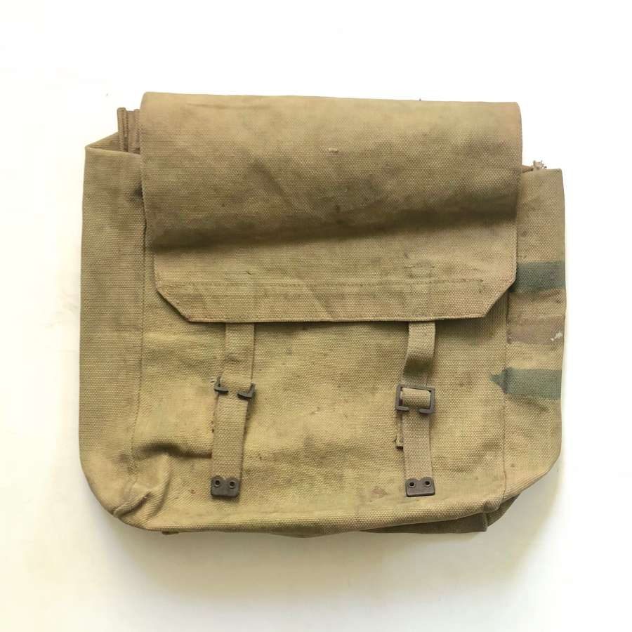 WW2 1941 Dated 1937 Pattern Webbing Large Pack.