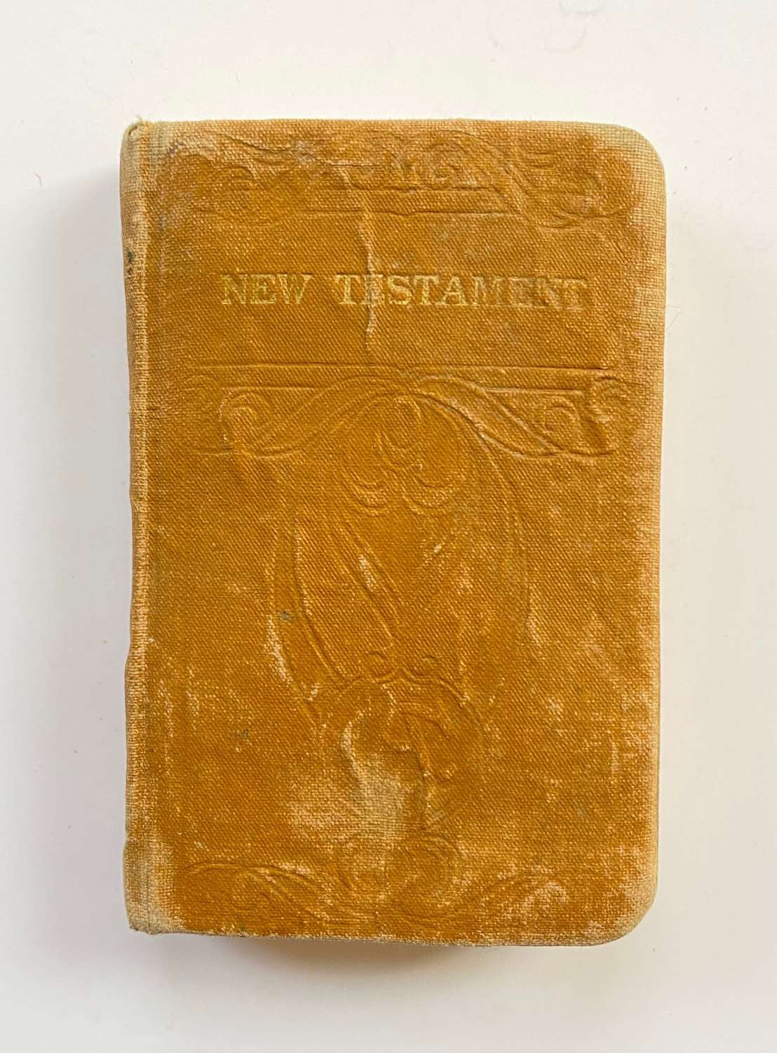 "WW1 ""Tommy's Comfort"" Pocket New Testament."