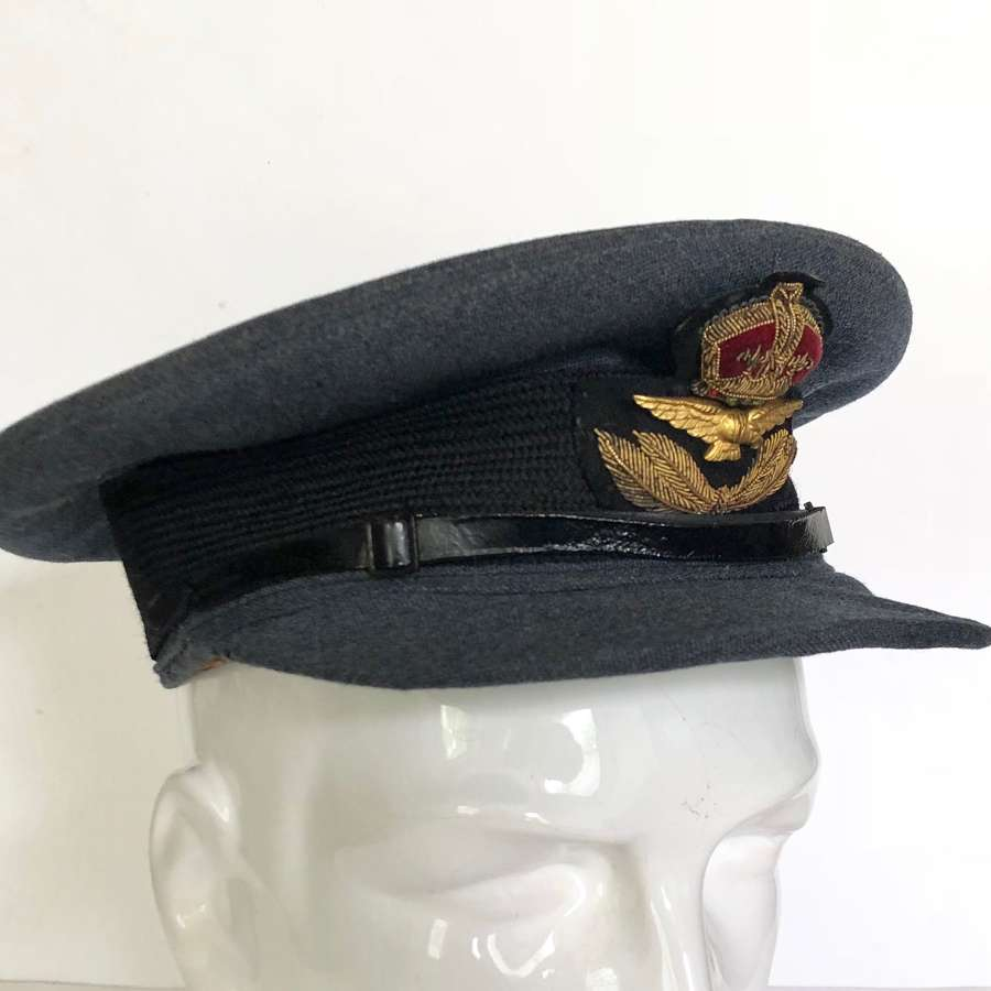 WW2 RAF Officer's Cap