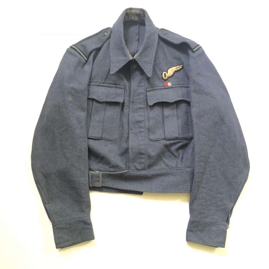 WW2 RAF 1942 Blouses Aircrew Battledress Blouse.