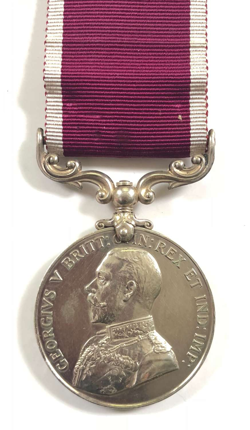 2nd Life Guards Long Service & Good Conduct Medal.