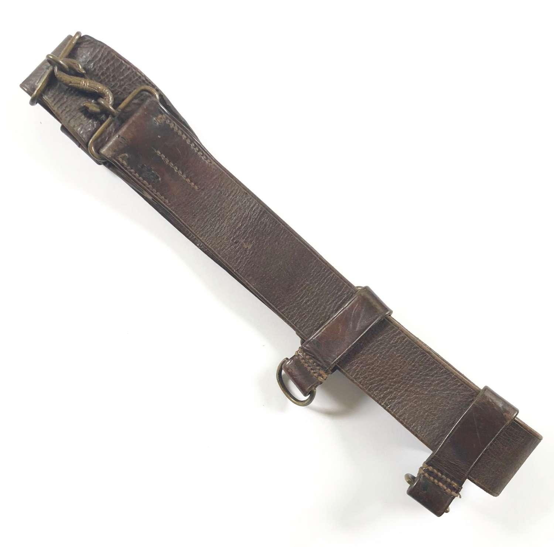 Boer War 58th (Berkshire) Imperial Yeomanry Troopers Belt.