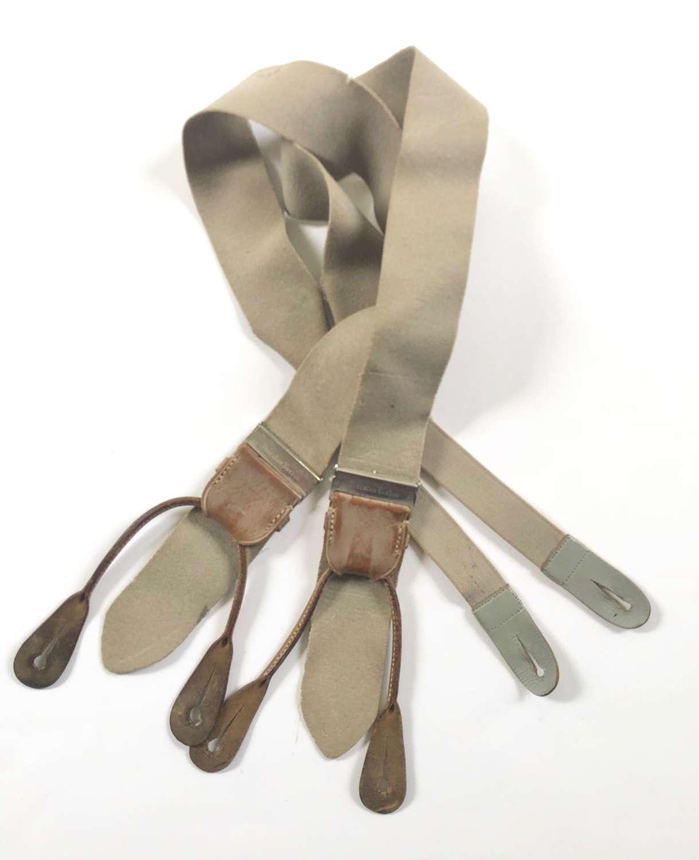 WW1 / WW2 Style Officer's Braces.