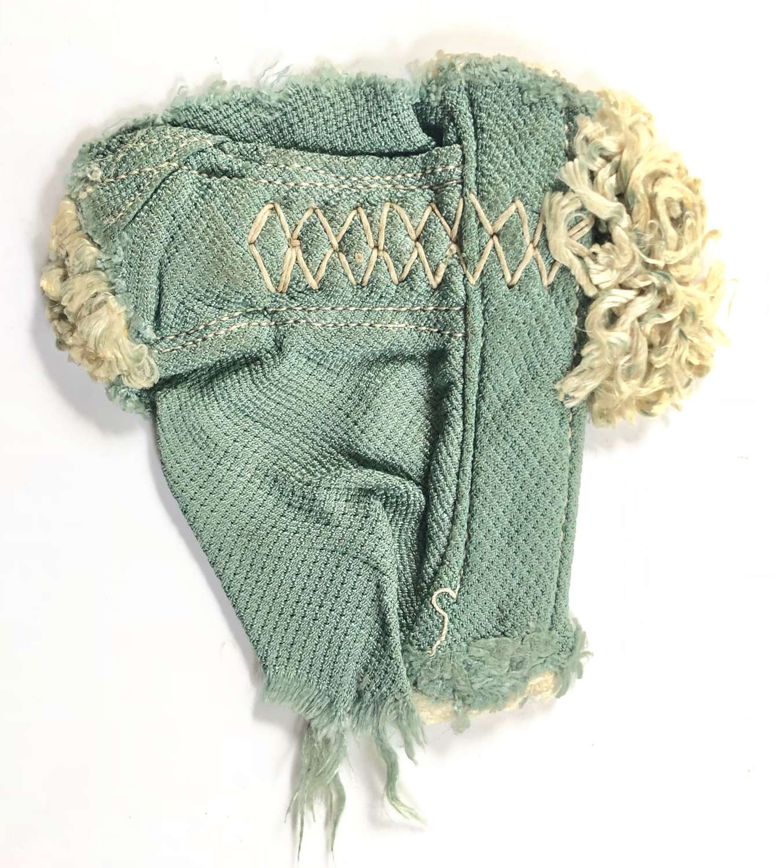 WW2 German Parachute Mine Fabric.