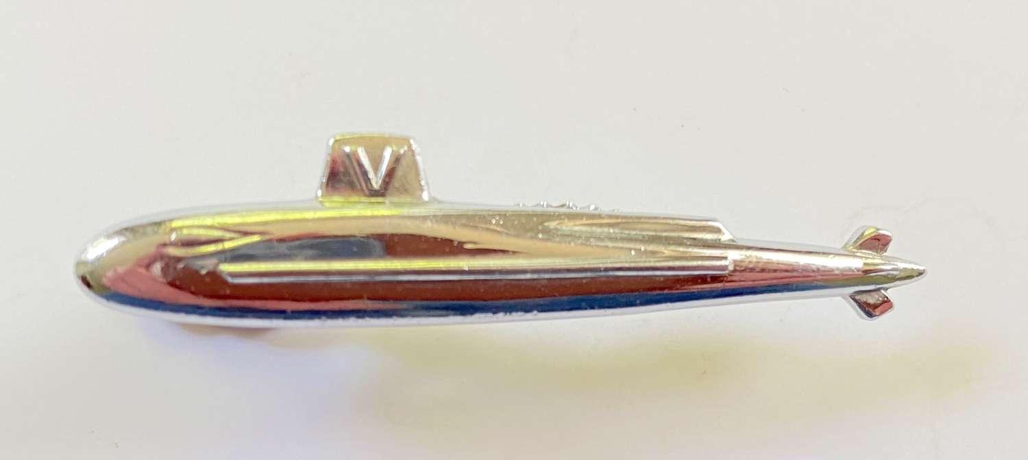 Vickers Submarine Company Tie Pin.