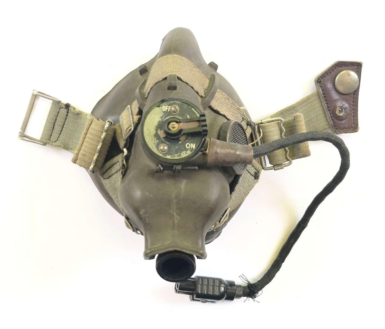 WW2 RAF April 1945 Dated H Type Oxygen Mask