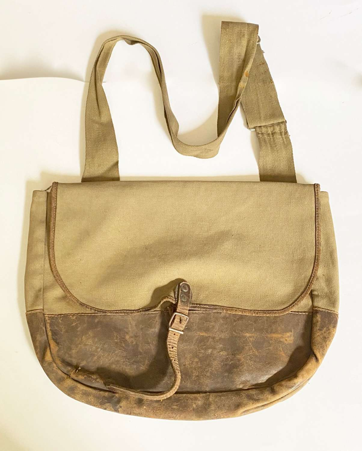 WW1 Pattern Officer's Side Bag.