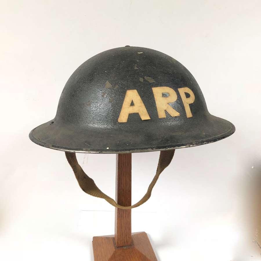 WW2 1942 Home Front ARP Helmet.