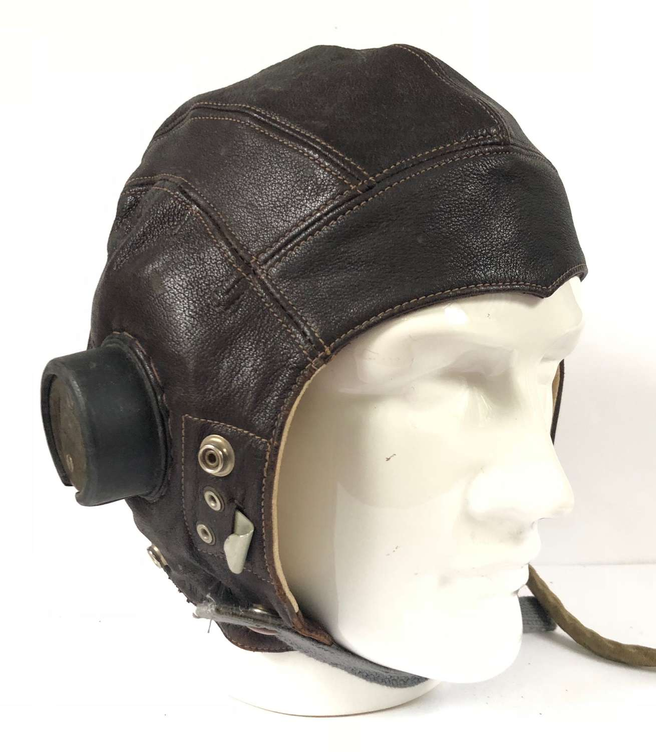 WW2 RAF C Type Flying Helmet Unissued Condition.