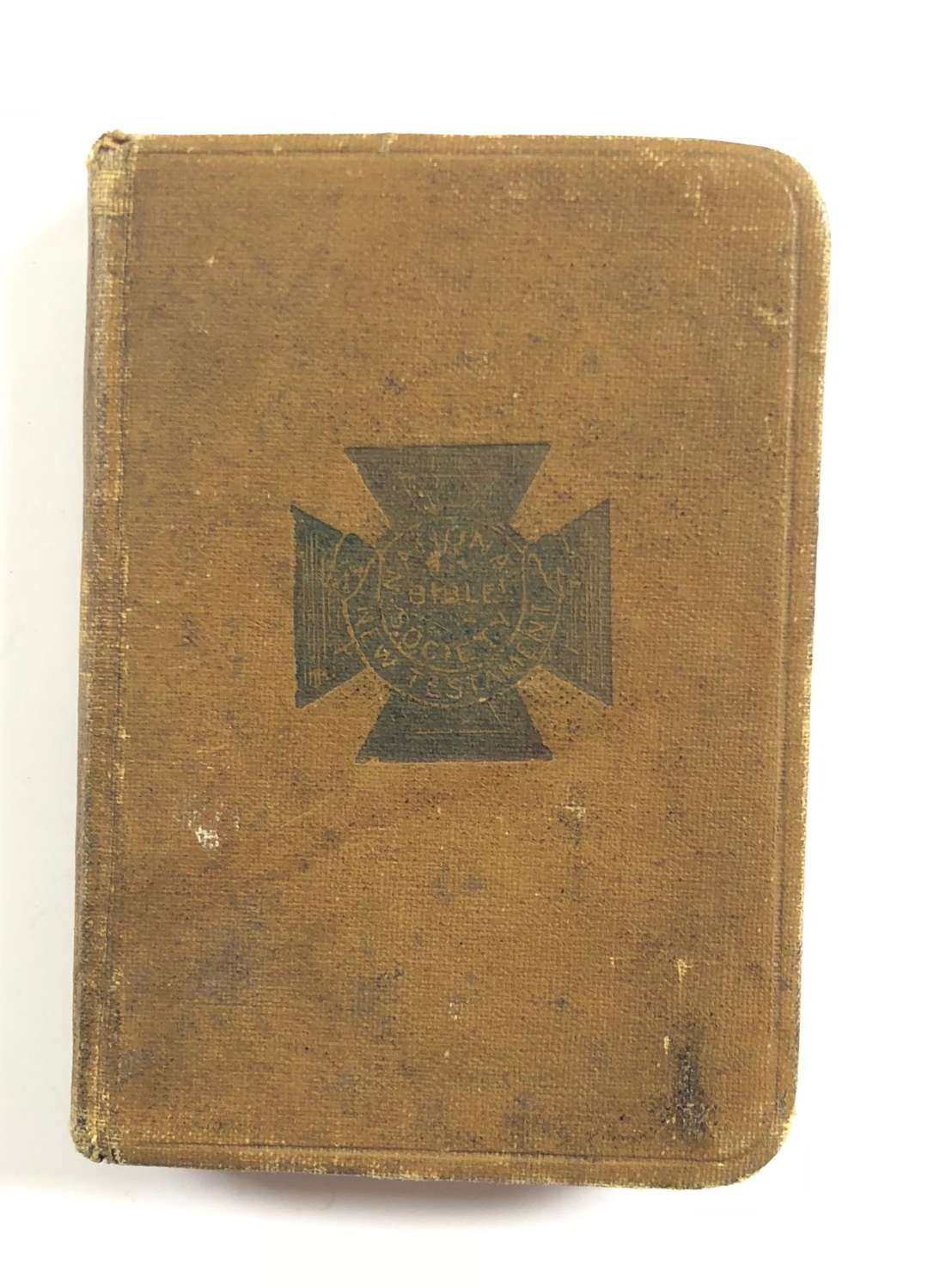 "WW1 1917 Gordon Highlanders 'Tommy's"" Comfort New Testament."