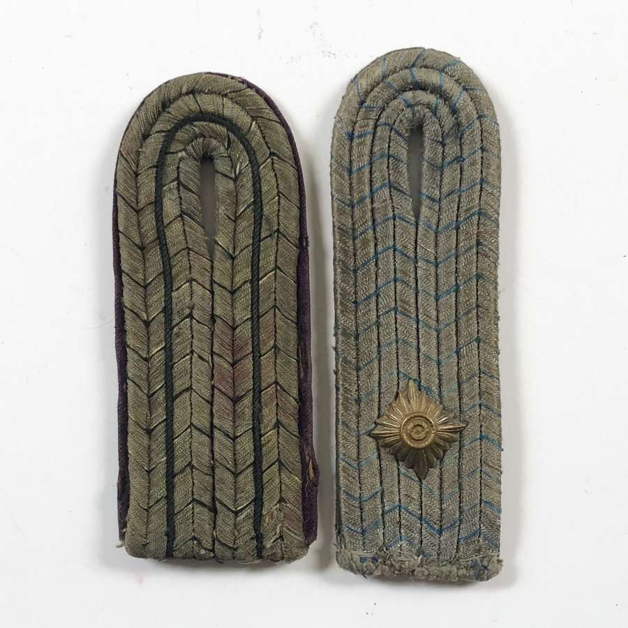 WW1 Imperial German Shoulder Straps.