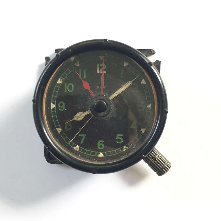 WW2 RAF 1941 Aircraft Clock