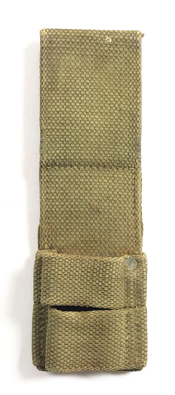 WW1 Pattern 1908 Pattern Webbing Bayonet Frog.