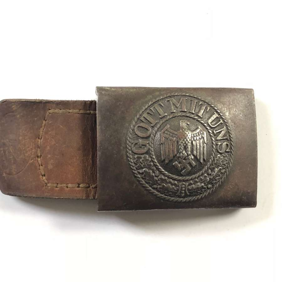 WW2 1941 German Army Belt Buckle