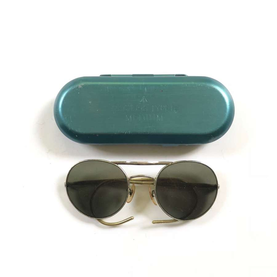 RAF Cold War Period Aircrew Sunglasses.