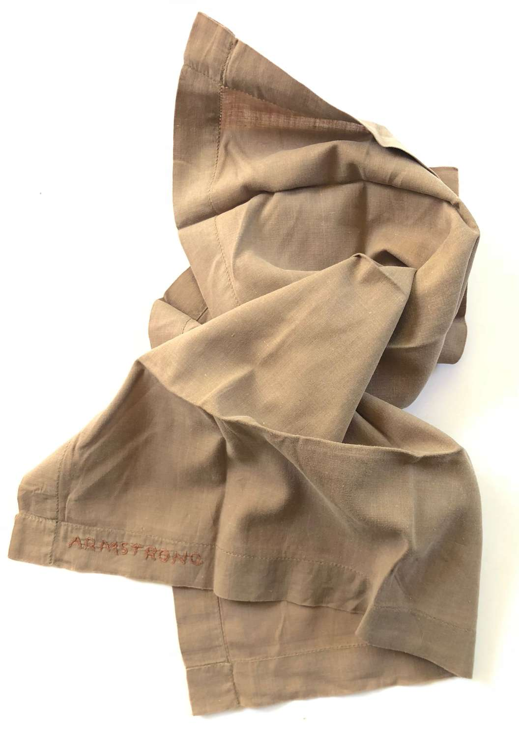 WW1 / WW2 British Army Pattern handkerchief.