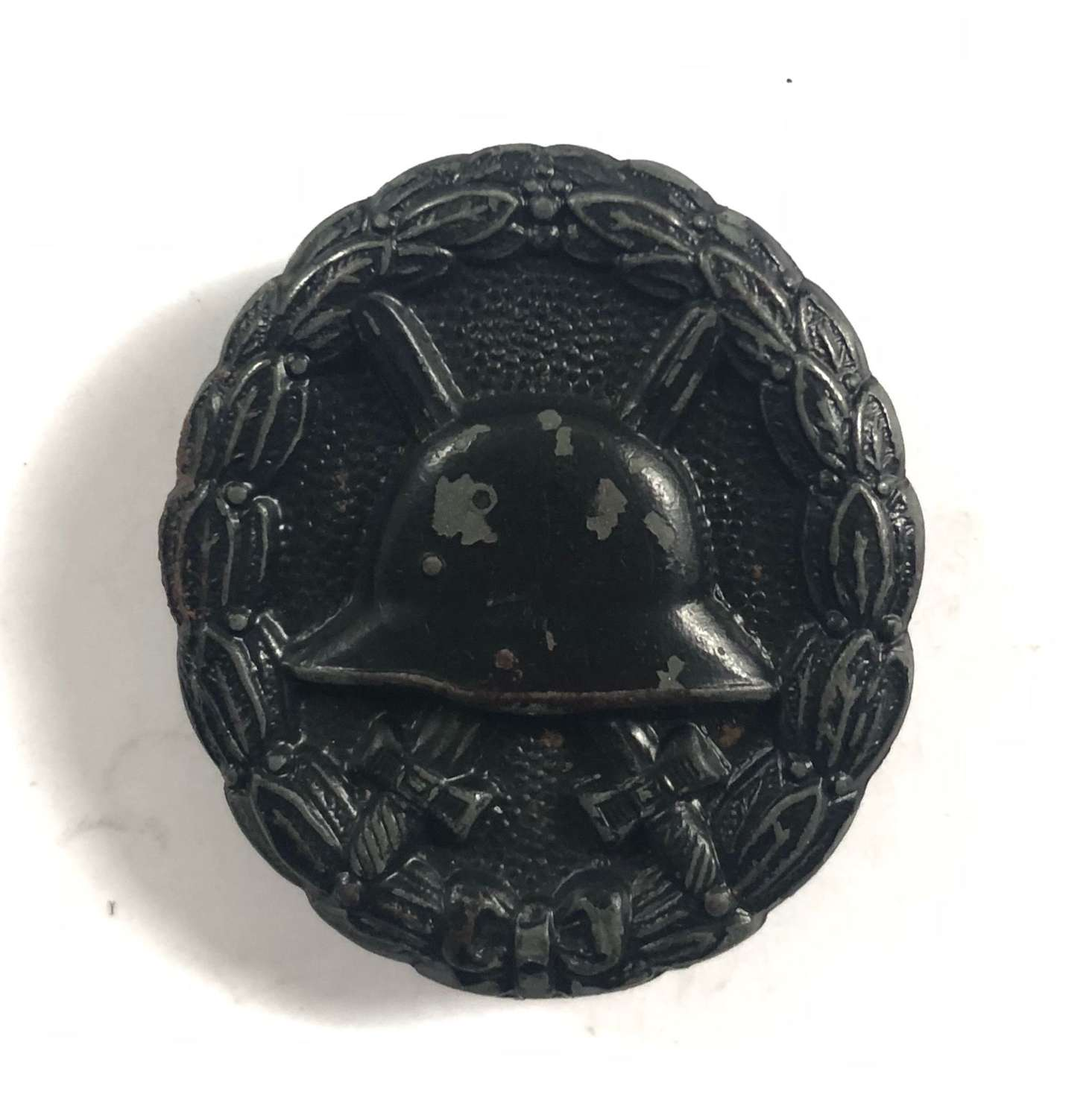 WW1 Imperial German Wound Badge.