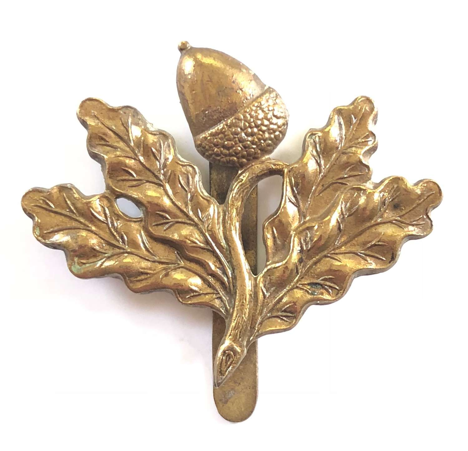 WW1/WW2 Pattern South Notts Hussars Yeomanry Cap Badge