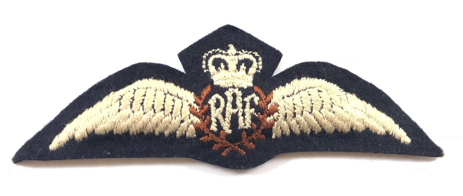 RAF Cold War Pilots Wings.