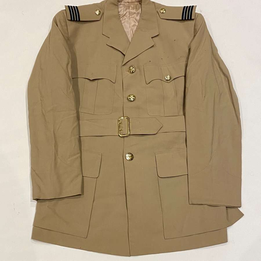 RAF Cold War Period Officer's KD Uniform.