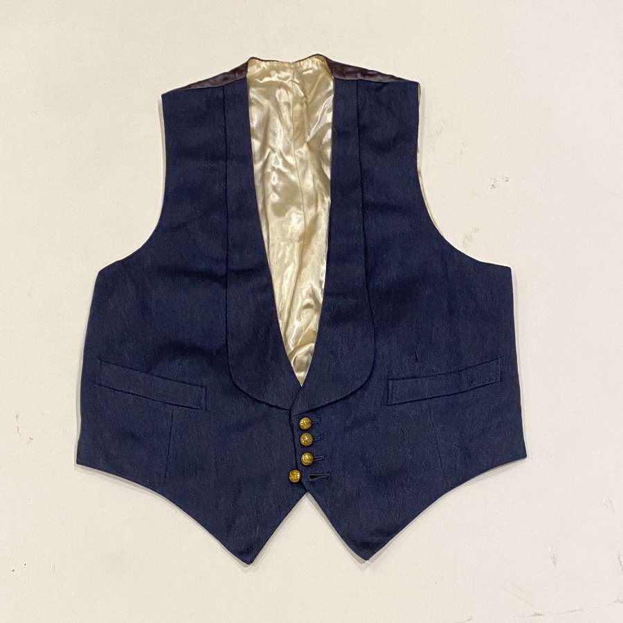 RAF Cold War Period Officer's Mess Jacket Waistcoat.