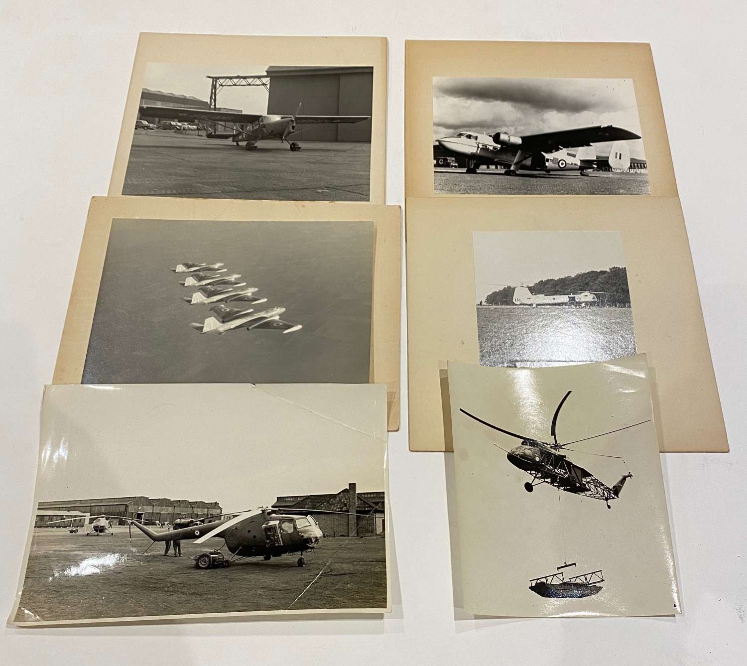 RAF Cold War Period Selection of Photographs.