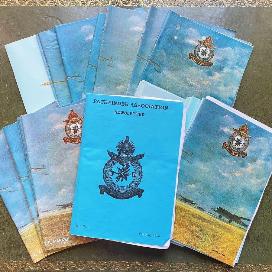 RAF Pathfinder Association Magazine.