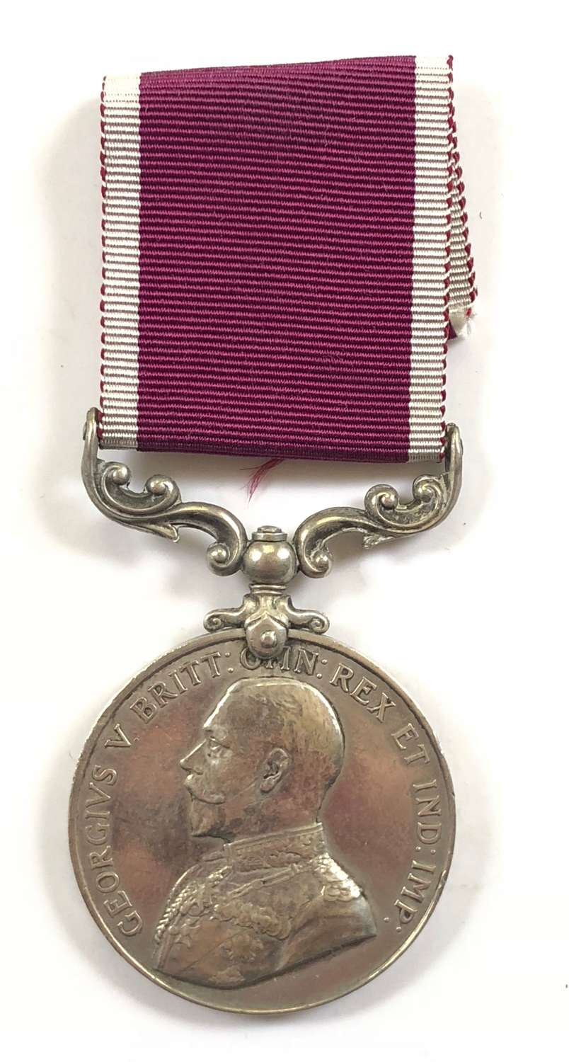 Royal Field Artillery Long Service & Good Conduct Medal.