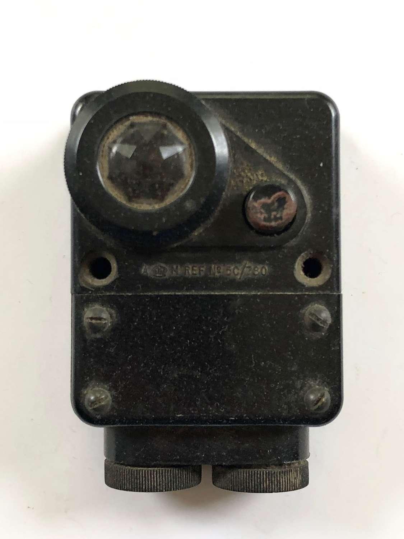 WW2 RAF Aircraft Aircrew Call Light Box.
