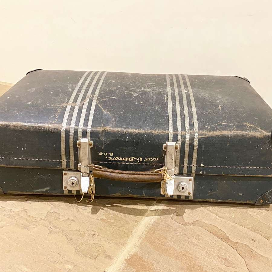 RAF WW2 / Cold War Officer's Suitcase.