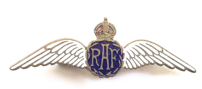 WW2 RAF Regimental Sweetheart Brooch.